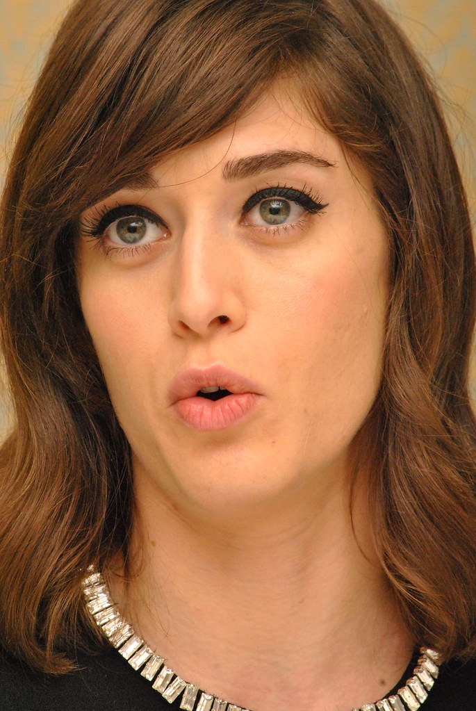 Лиззи Каплан — Пресс-конференция «Мастера секса» 2014 – 27