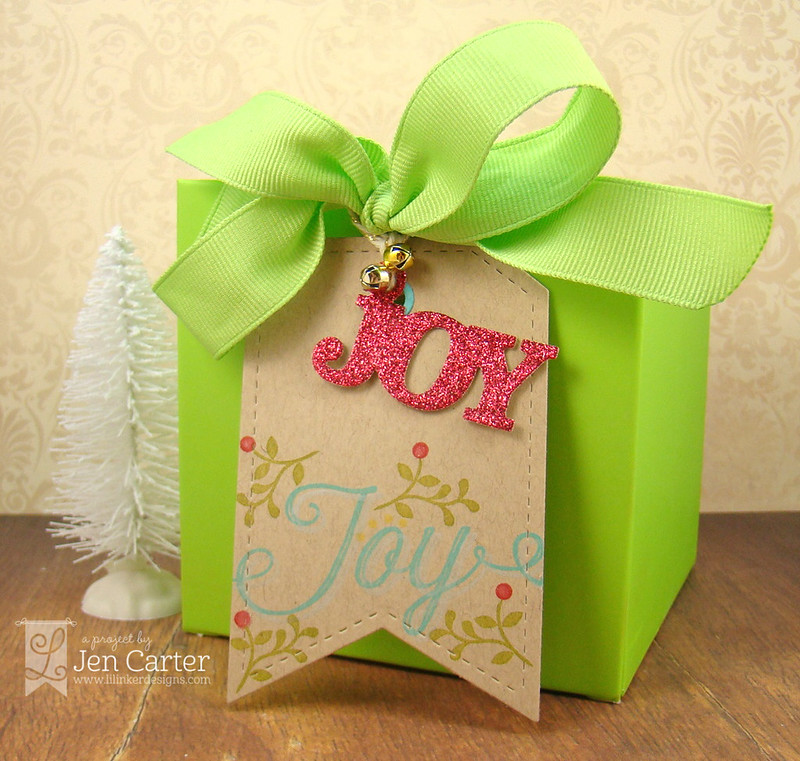 Jen Carter Joy Tag 3 wm