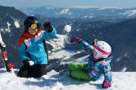 Dobrodružné lyžování v dolnorakouském regionu Mostviertel