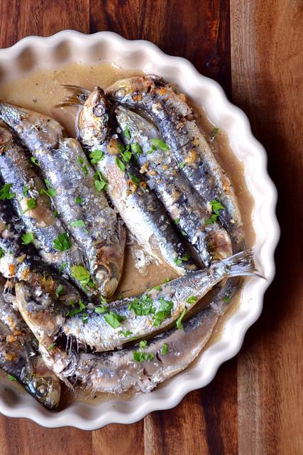 Recipe for Sardines