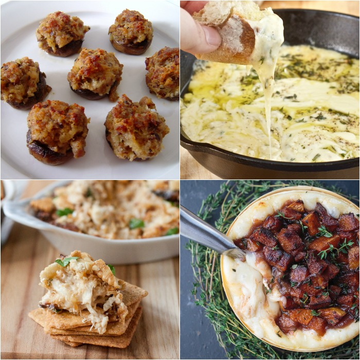 TG 2015 Appetizers