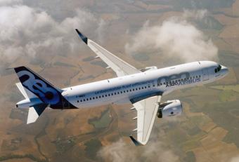 A320neo IN FLIGHT - FIRST FLIGHT
