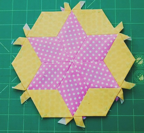 Hexagon star number 30