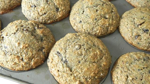 Jammy Bran Muffins 11