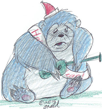 12.1.15 - Happy New Bear