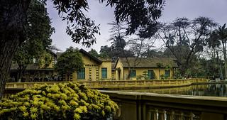 Ho Chi Minh House, Hanoi, Vietnam