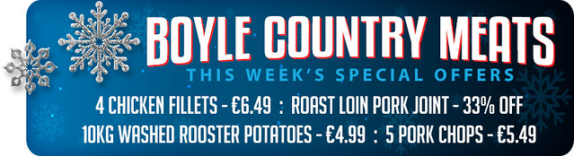 Boyle Country Meats Special Offers