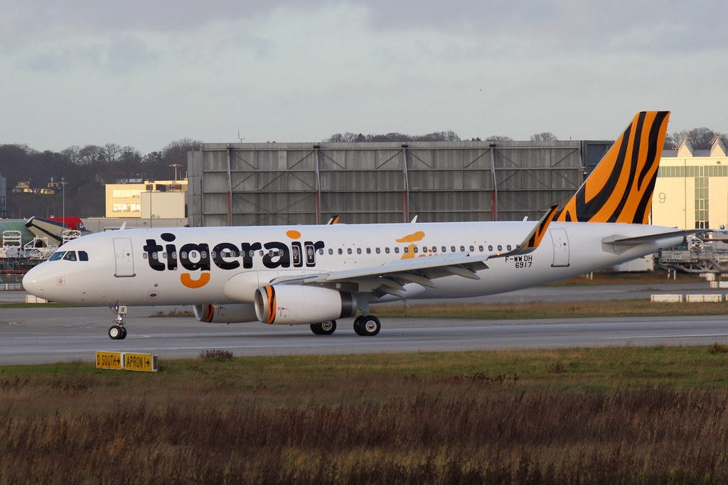 B-50011 - A320 - Tigerair Taiwan