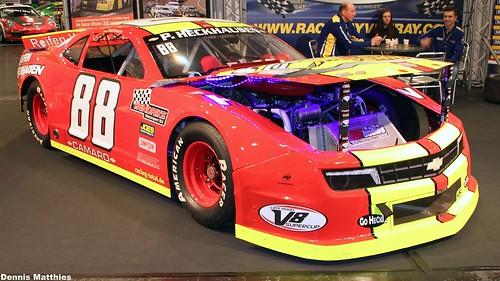 Camaro NASCAR race car
