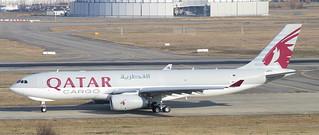 A330-200F QATAR CARGO MSN 1688
