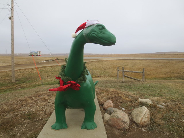 Festive Dino