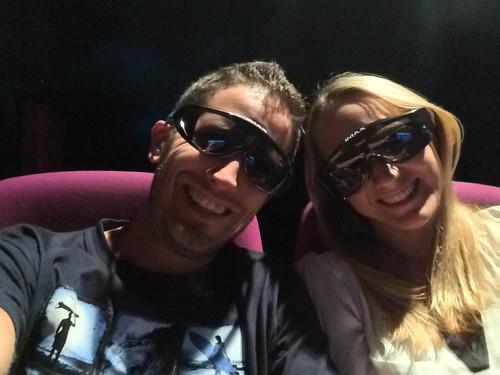 Im IMAX Kino