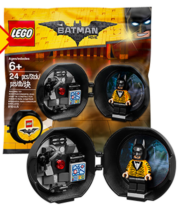 5004929  Batman Battle Pod