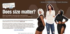 MW FashionDish: Model Size