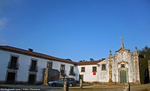 Paço de Fráguas - Portugal