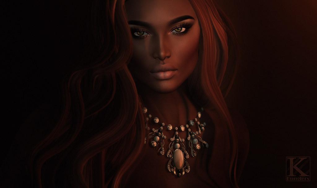 (Kunglers) margarita necklace AD - SecondLifeHub.com