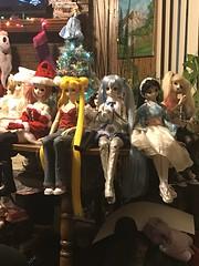 New Years 2017 doll meet.