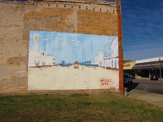 McColl Mural