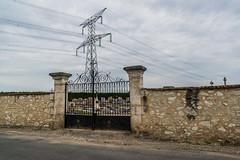 05-Entrée du Cimetière officiel - Photo of Saint-Quentin-de-Caplong