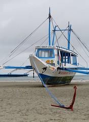 Caticlan-Boracay-Hambil San Jose, Romblon outrigger boat