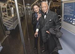 Inaugural Ride of Second Avenue Subway