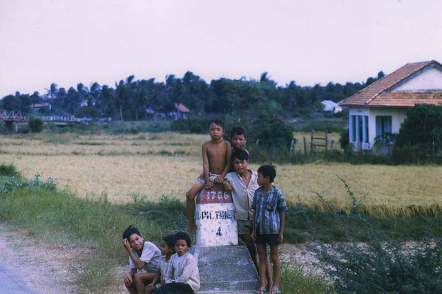 Phan Thiet 1972 -  Photo by Spec. 5 Larry Morris