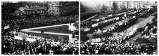 Parliament Grounds, Wellington, Royal Tour 1920