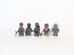 Steampunk WWII Soldiers