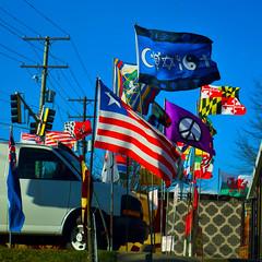 Flag Vendor