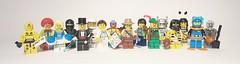 LEGO CMF Serie 1