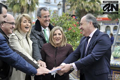 Visita presidenta diputación cadiz Irene Garcia a Algeciras (9)