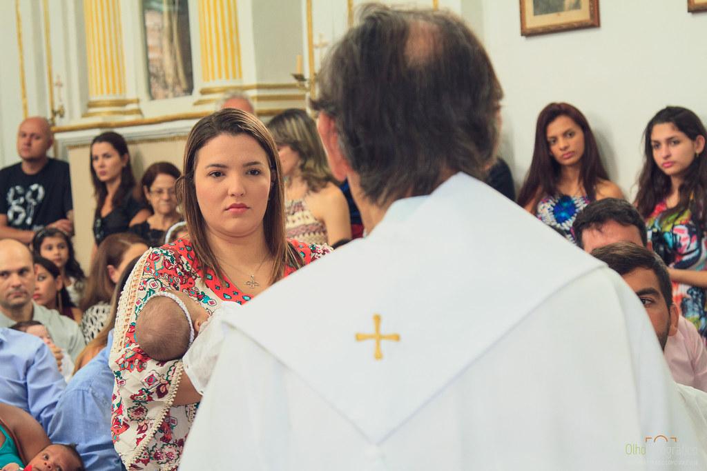Batismo da Maria Luiza