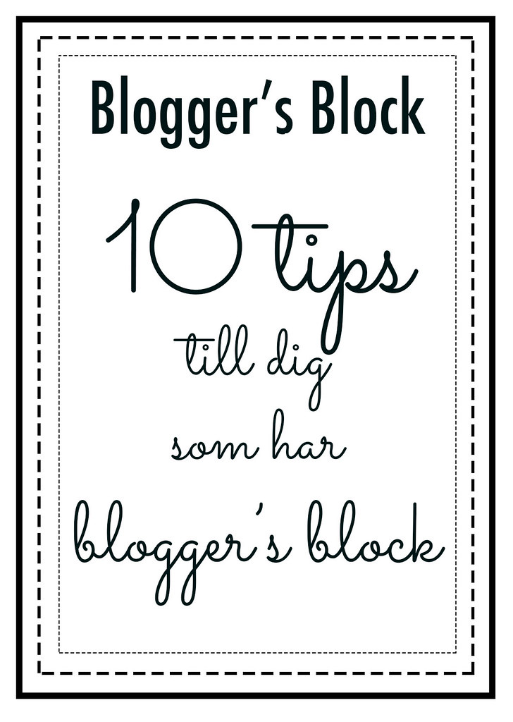 bloggerblock