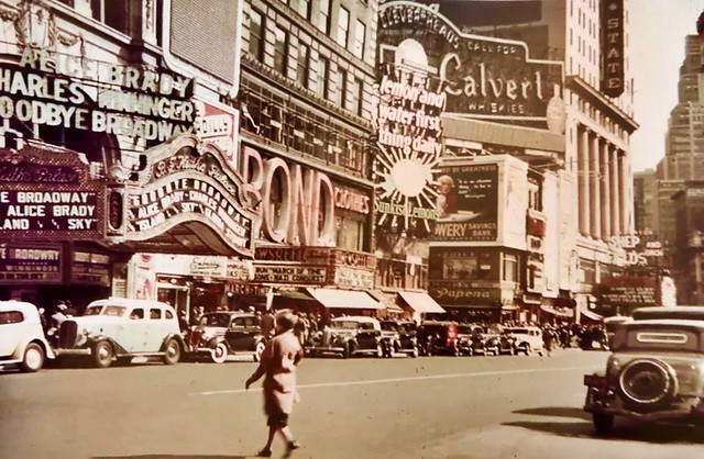 Times Square - 1930s