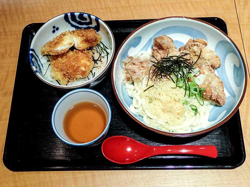 2015年8月21日の昼ご飯