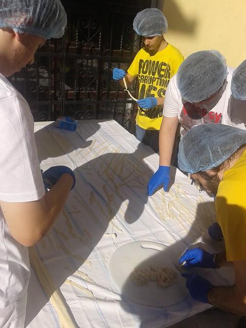 Παγκοινιά: Χυλοπίτες