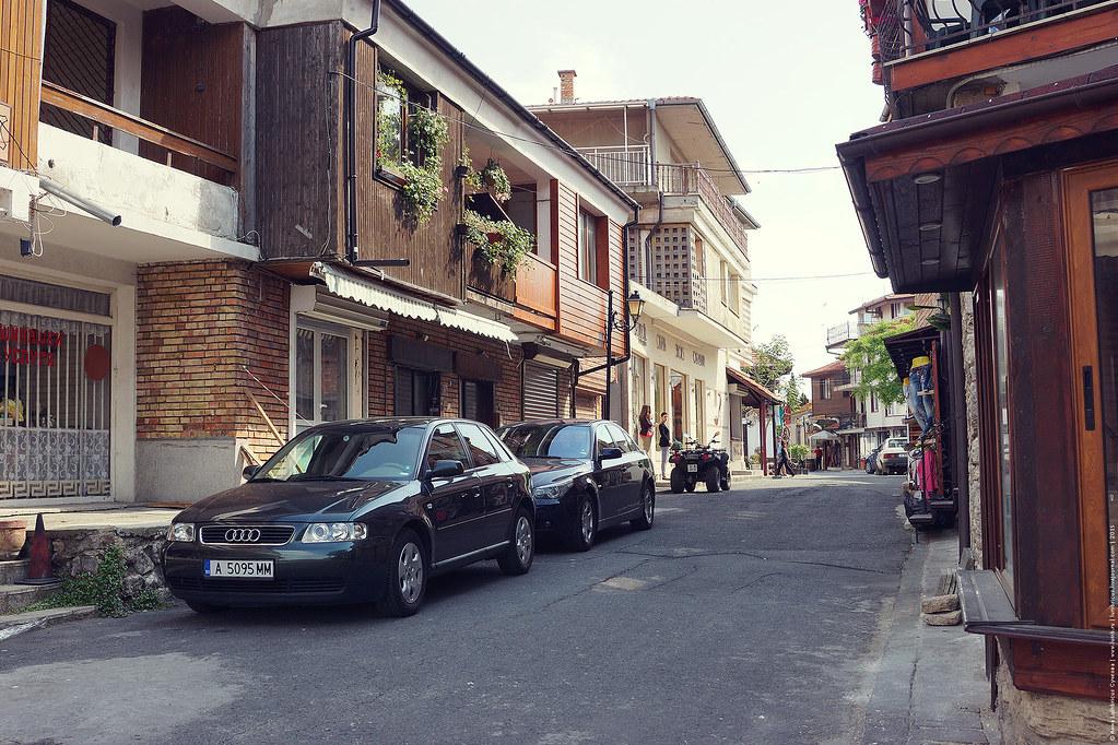 Bulgary Nessebar