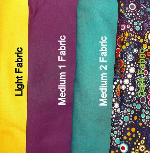 DBQ Mystery - Fabric Picks
