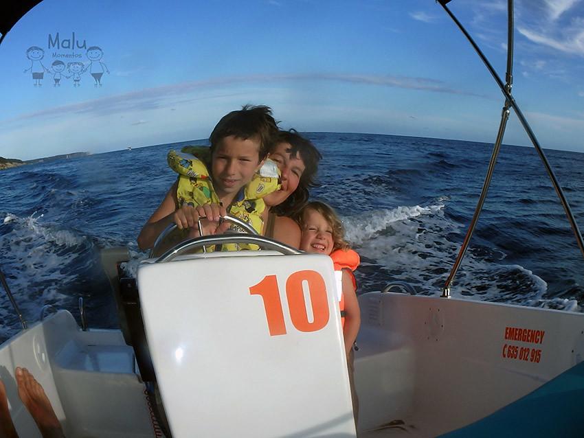 #8 Momentos con Ama - Navegando