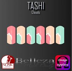 TASHI Clouds