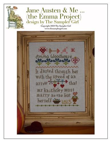 Jane Austen & Me by The Sampler Girl
