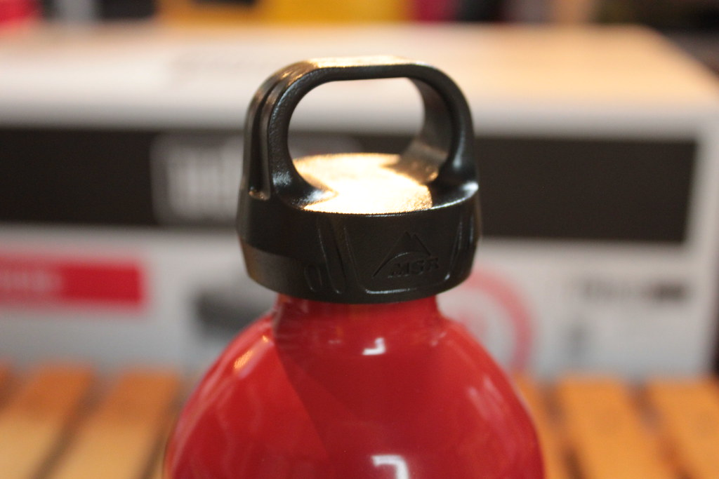 エムエスアールーMSR MSR燃料ボトル20OZ