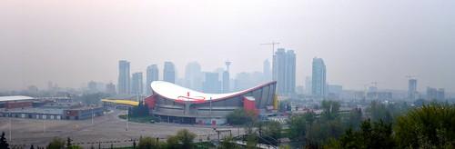 Calgary - The setting for the next Blade Runner movie