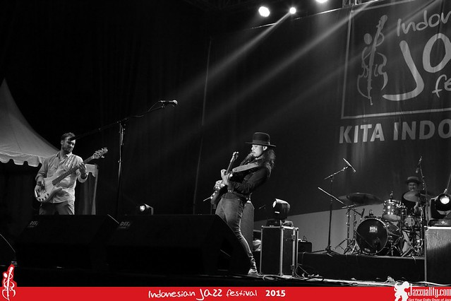 Indonesian Jazz Festival 2015 - Gugun Blues Shelter(2)