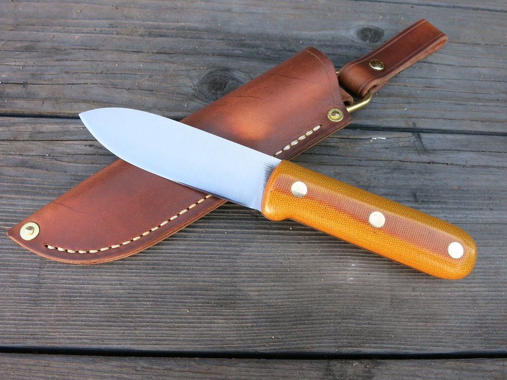 bush craft knife recently finished knives page 24 bushcraft usa forums 1187