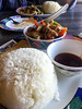 Panang lunch Special
