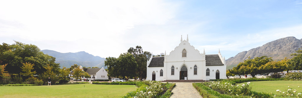 Franschoek Church Pano
