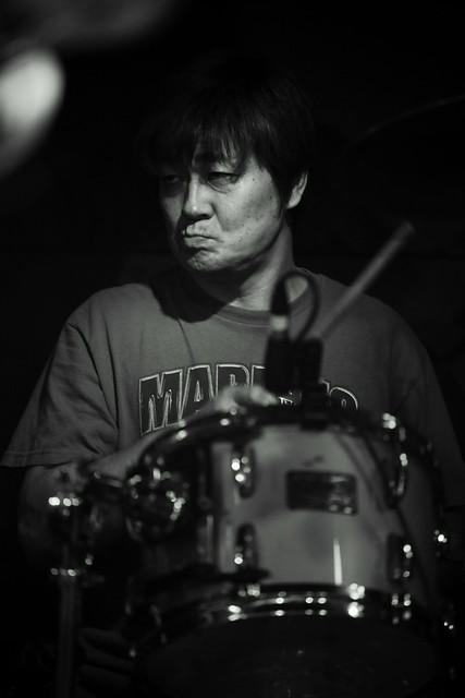 ファズの魔法使い live at Outbreak, Tokyo, 29 Sep 2015. 184
