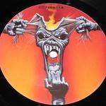 "IRON MAIDEN A Real Dead One Bruce Dickinson 12"" Vinyl LP"