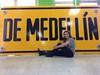 """Placa gigante """"De Medellín"""" recorre la ciudad by Secretaría de Movilidad de Medellín"""